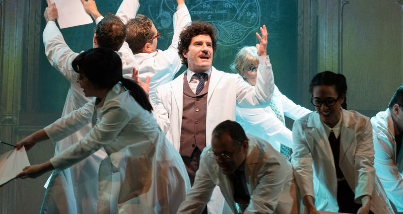 Slideshow-Bild (2) - Young Frankenstein | Das Mel Brooks Musical